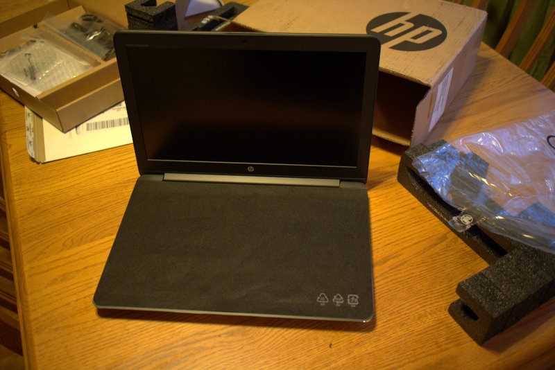 zbook 15 g3 unboxing